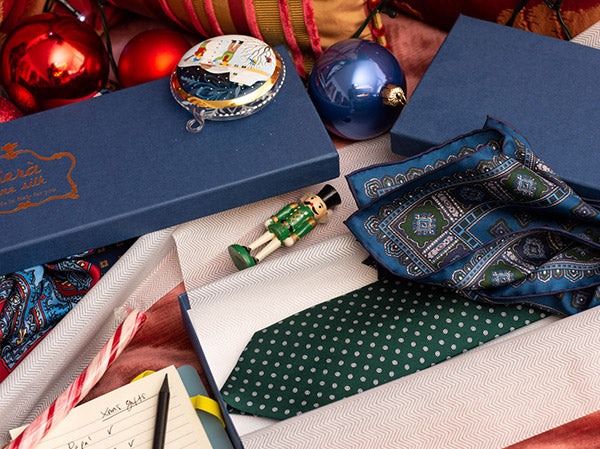 Sera Fine Silk Holiday Gift Guide