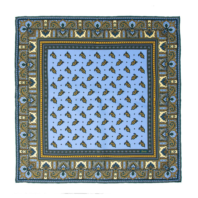 SERà FINE SILK - pocket square Recioto Vanilla