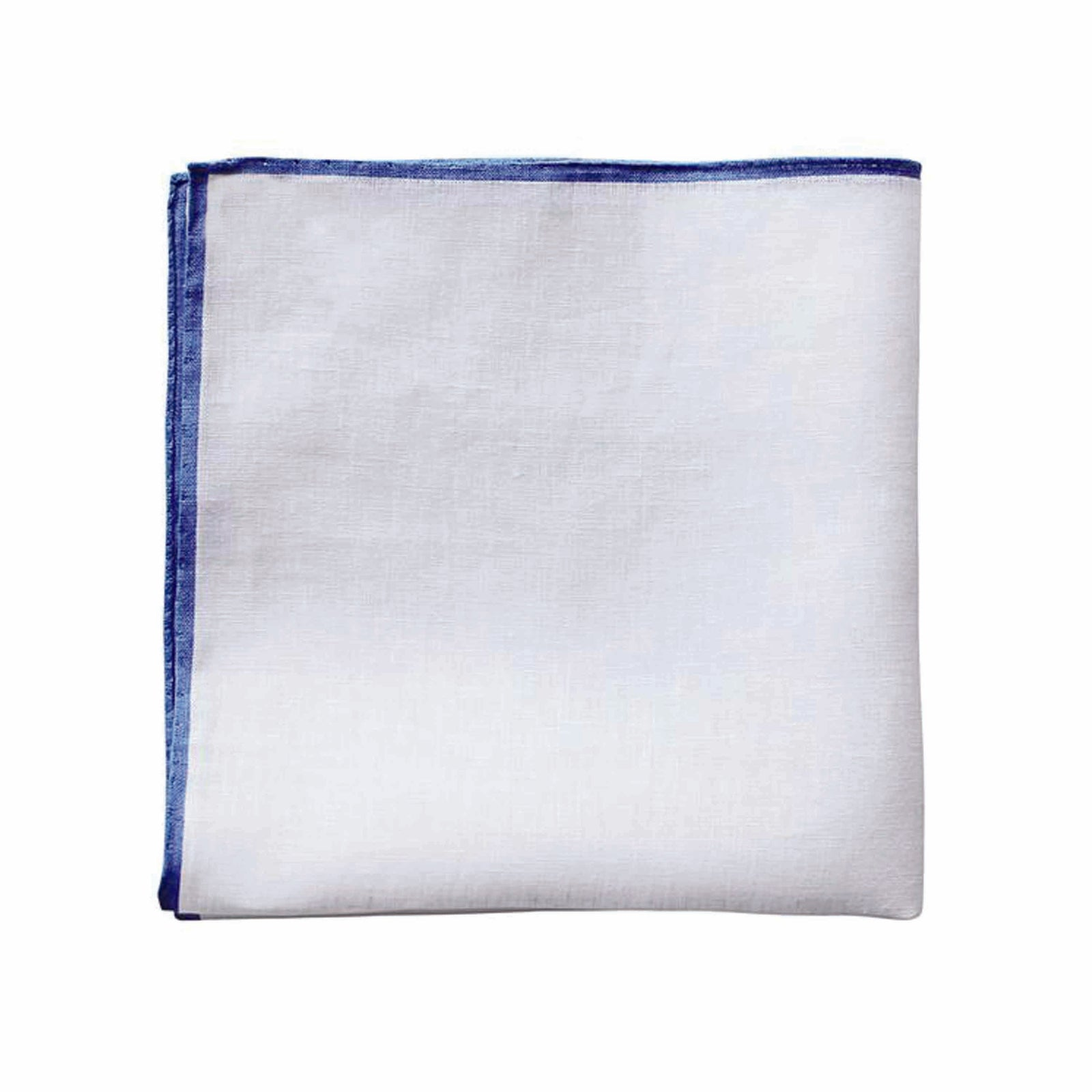 Royal Blue Linen - serafinesilk