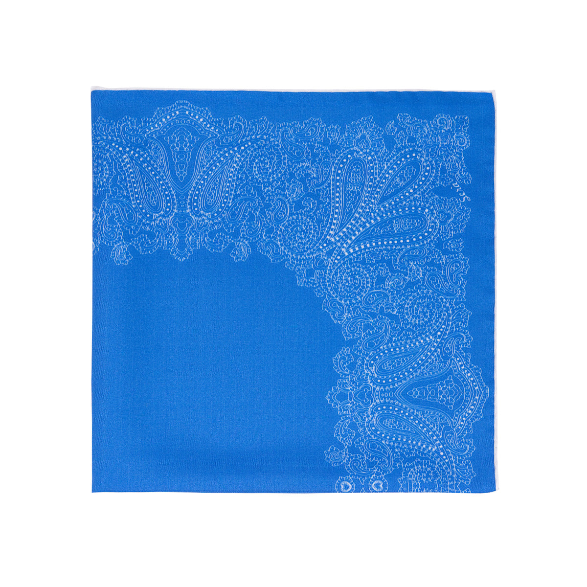 Jellyfish Pocket Square - serafinesilk