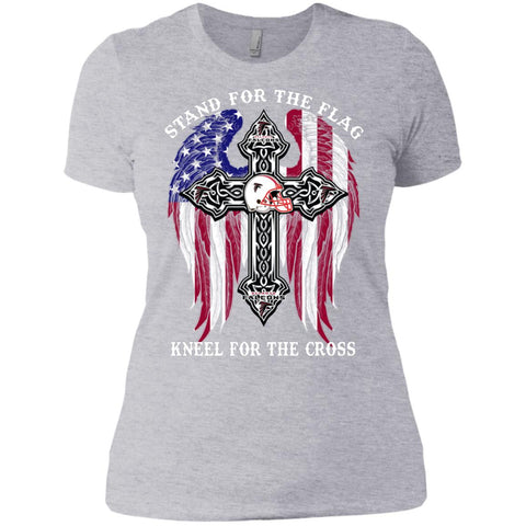 Atlanta Falcons T-shirts Stand For The Flag