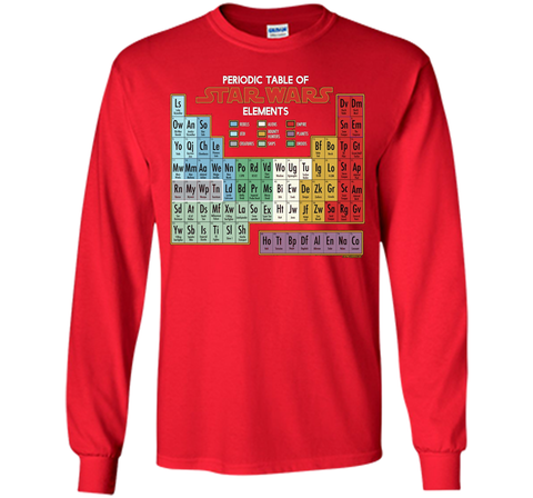 Star wars periodic table of elements graphic t shirt cool shirt t star wars periodic table of elements graphic t shirt cool shirt urtaz Choice Image
