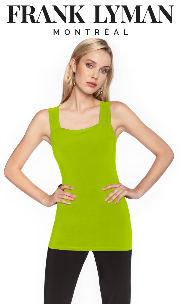 Camisole en Knit Frank Lyman - 030 APPLE - Gaby Style & Passion