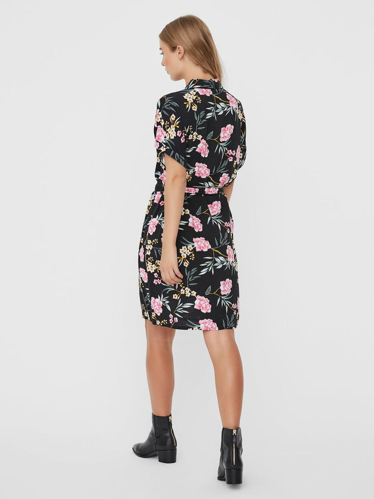 Robe Vero Moda - 10227837 BLACK
