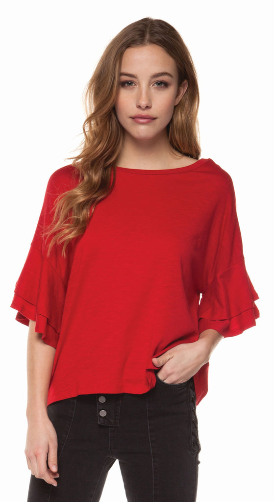 CHANDAIL DEX - 1224041 D TRUE RED