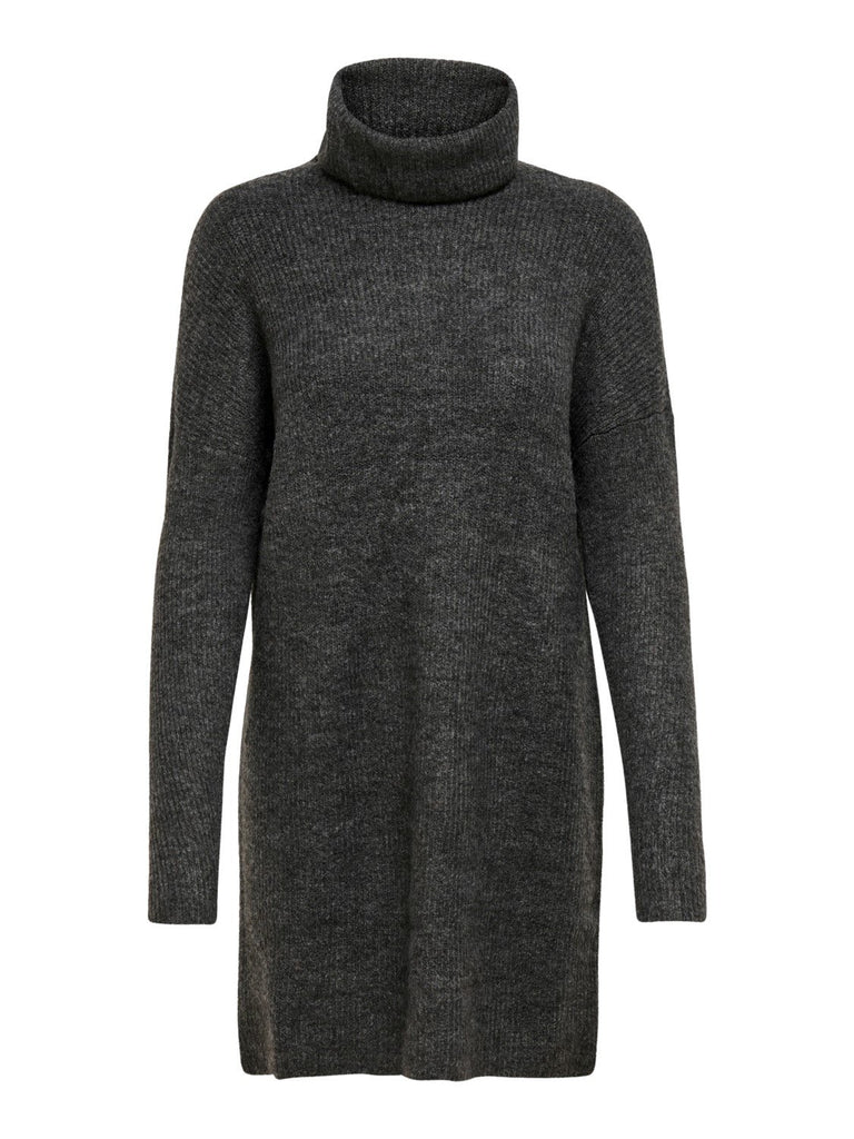 Robe Only - 15140166 Gris - Gaby Style & Passion