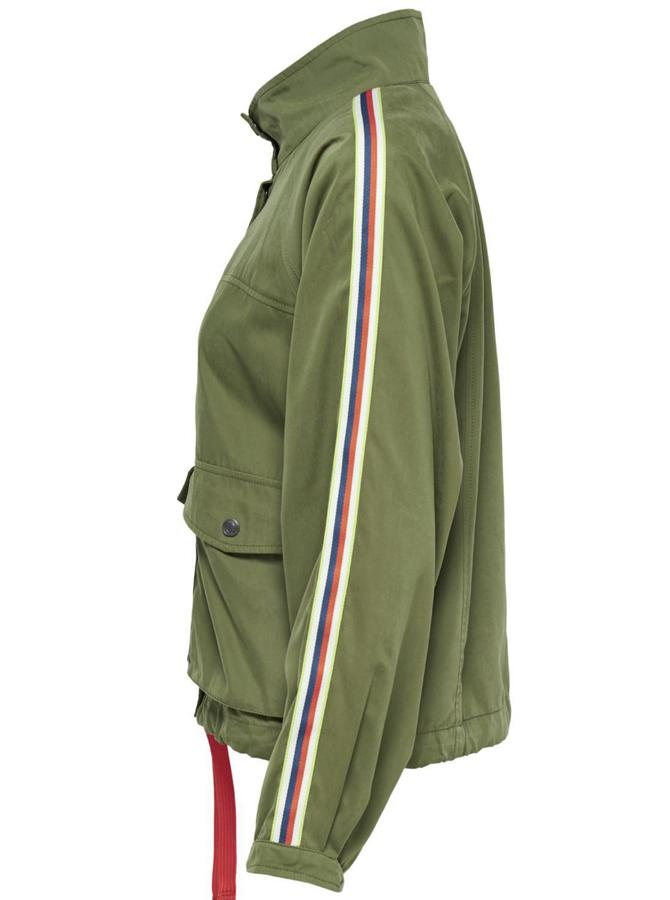 COUPE VENT PRINTEMPS ONLY - 15169135 MARTINI OLIVE