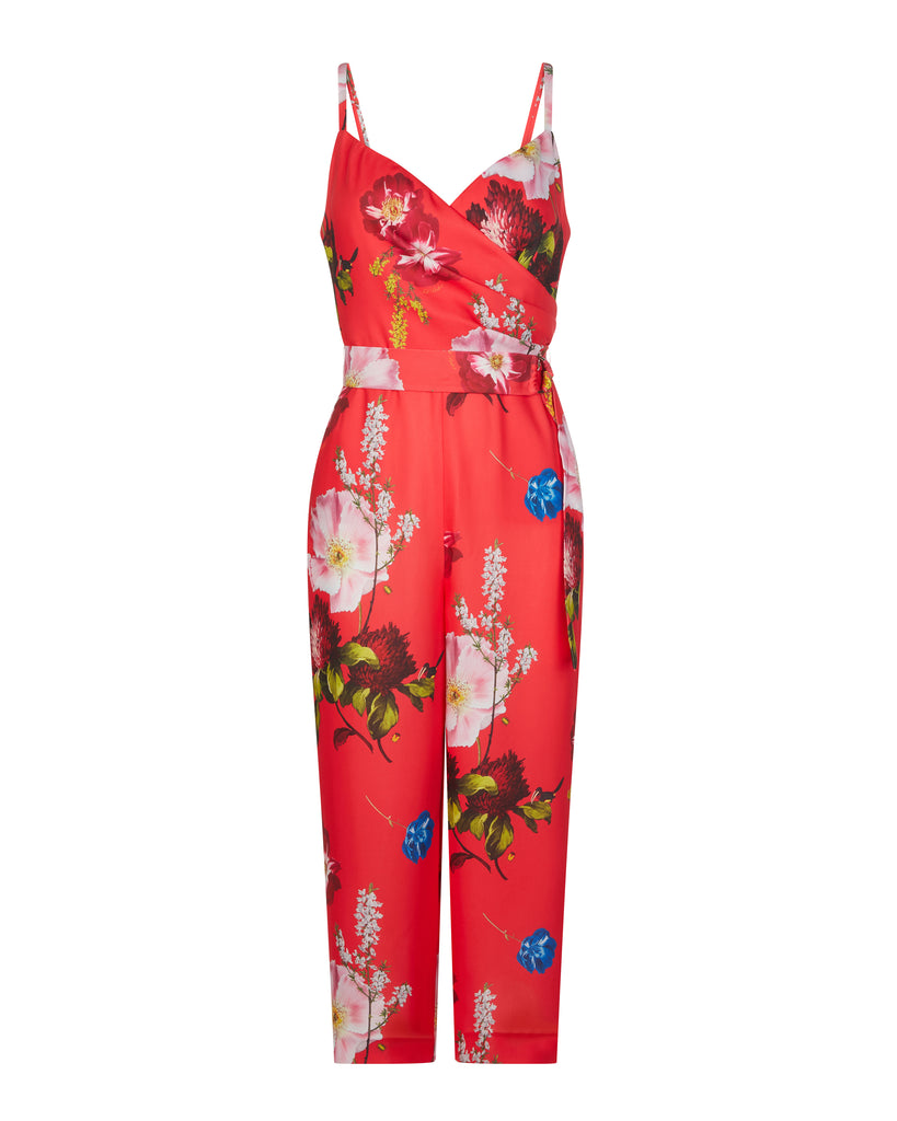 JUMPSUIT TED BAKER - 155650 RED
