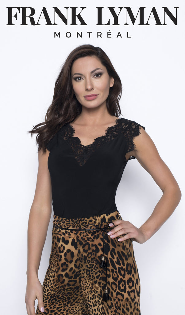 Camisole en Knit Frank Lyman - 203067 - Gaby Style & Passion