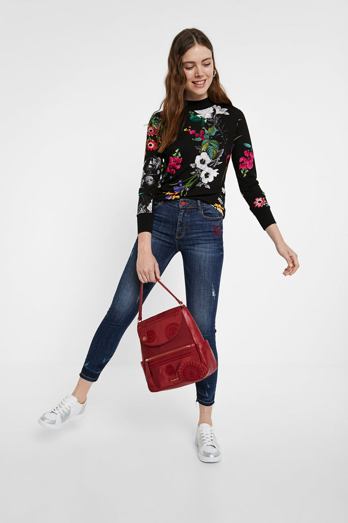Chandail manches longues Desigual - 20WWTKAA - Gaby Style & Passion