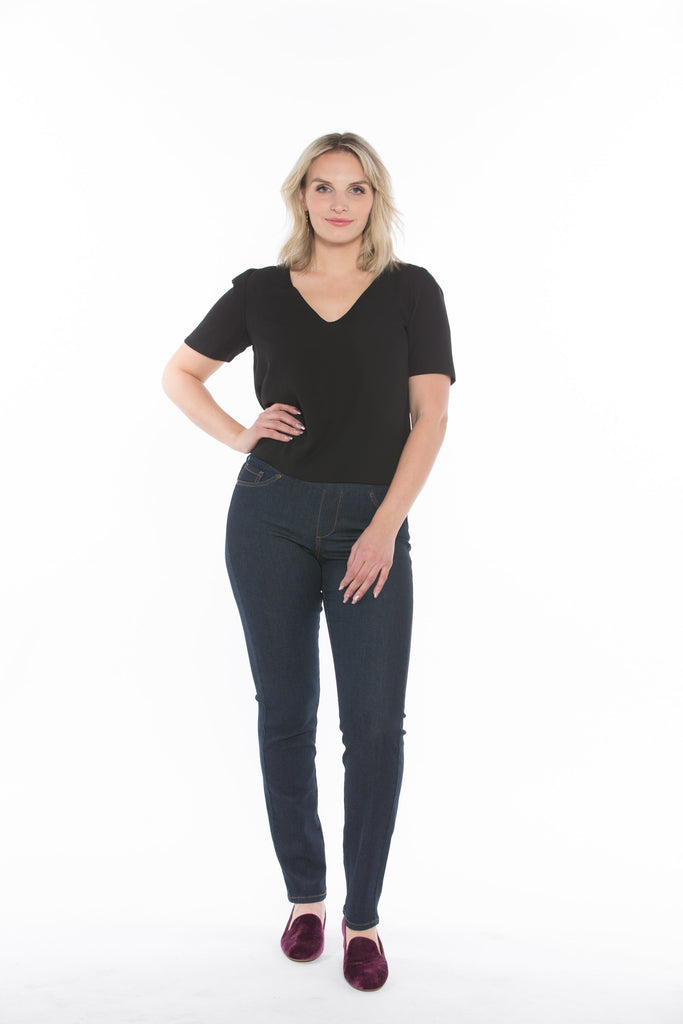 Jeans Lois - Liette 2174-6837 Denim - Boutique Vvög