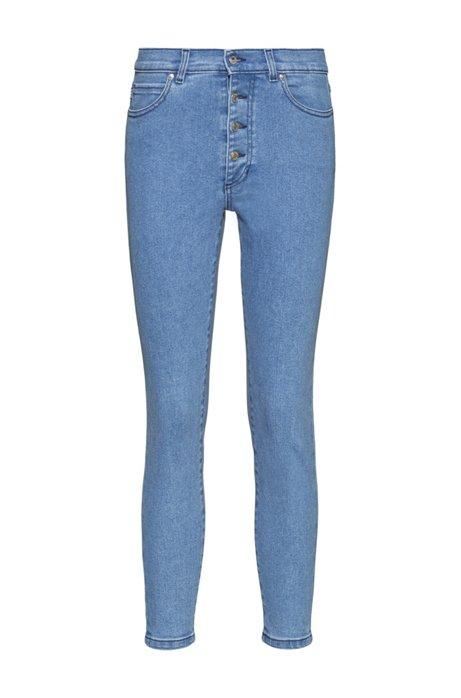 Jeans HUGO - 50426443 TURQUOISE