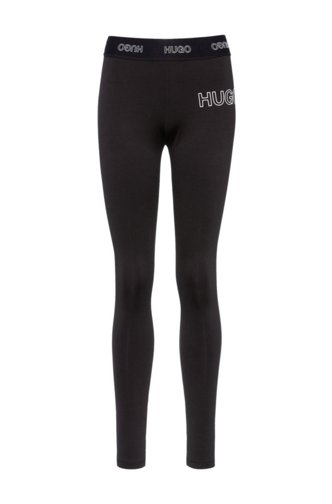 Legging HUGO - 50450656 001-BLACK - Boutique Gaby