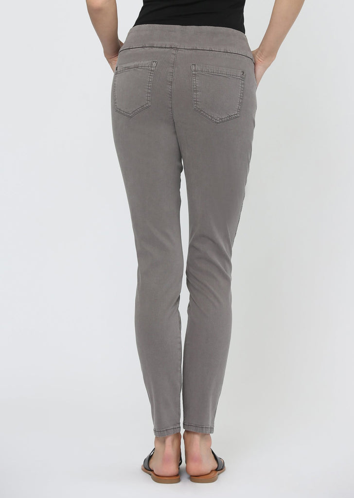 Pantalon Lisette L - 571796 IRON GATE
