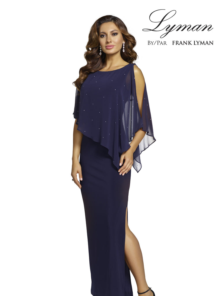 Robe en Knit Frank Lyman - 68004 MIDNIGHT