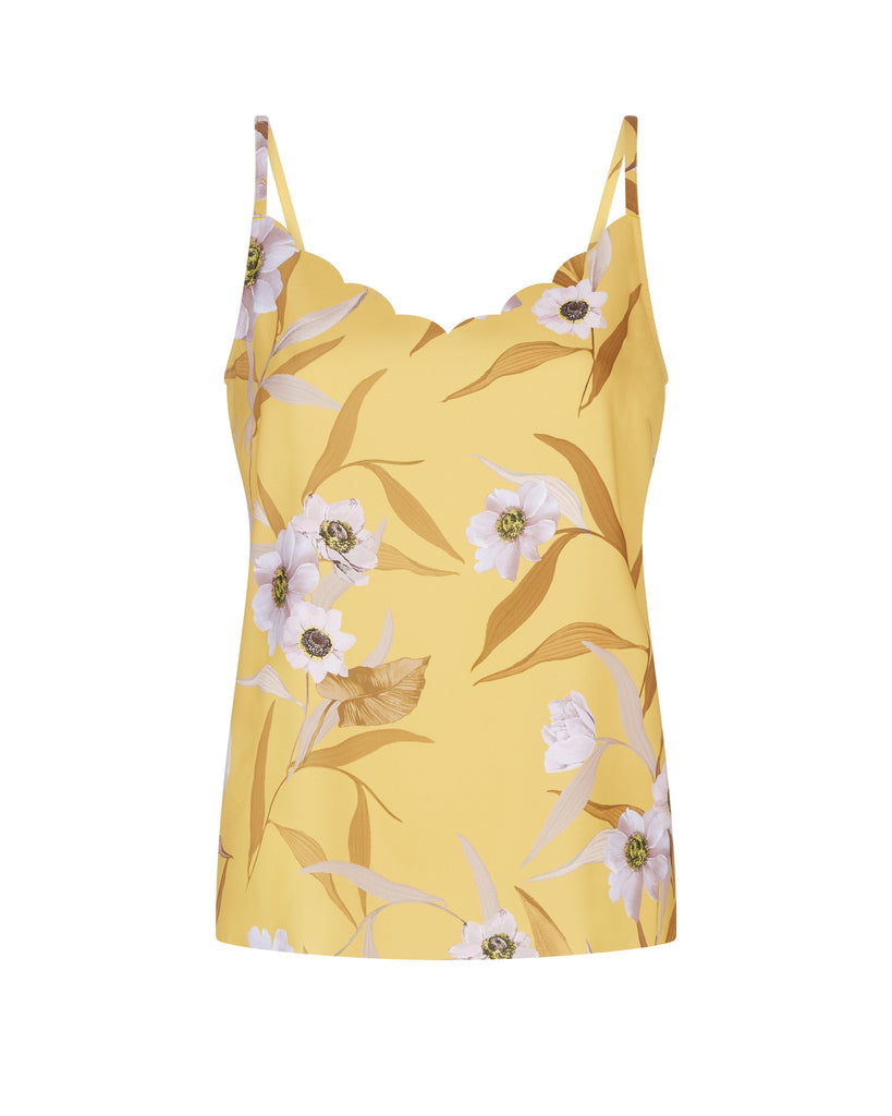 Camisole Ted Baker - CYDD Jaune
