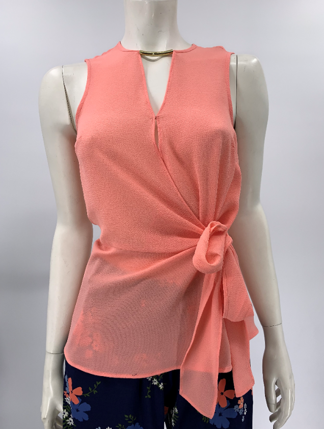 Blouse Michael Kors - MS04M1S4YP Rose