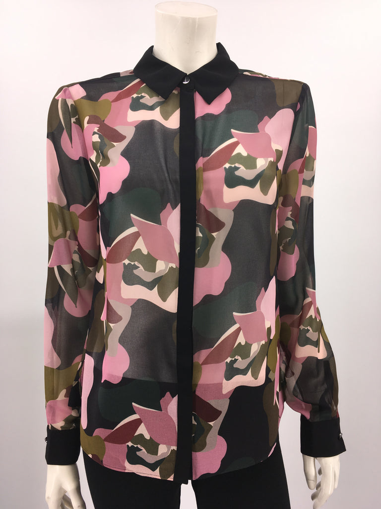 BLOUSE TED BAKER - 155859 00/black