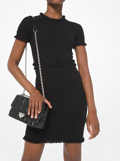 Robe Michael Kors - MF08ZZ84VR BLACK-001 - Gaby Style & Passion