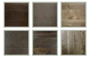 12 mm Heritage Hand Scrapped Collection AC4 Laminate Floor $2.30 /sq ft