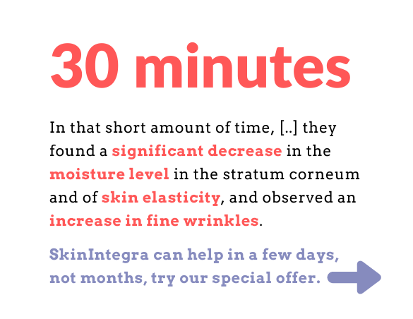 Repair your dry and cracked skin with Skinintegra