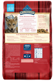 Blue Buffalo Wilderness Rocky Mountain Grain Free Natural Red Meat High Protein Recipe Puppy Dry Dog Food