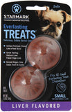 Starmark Everlasting Treats Liver Flavor Dog Dental Treats