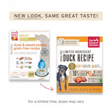The Honest Kitchen Limited Ingredient Duck Recipe Dehydrated Dog Food