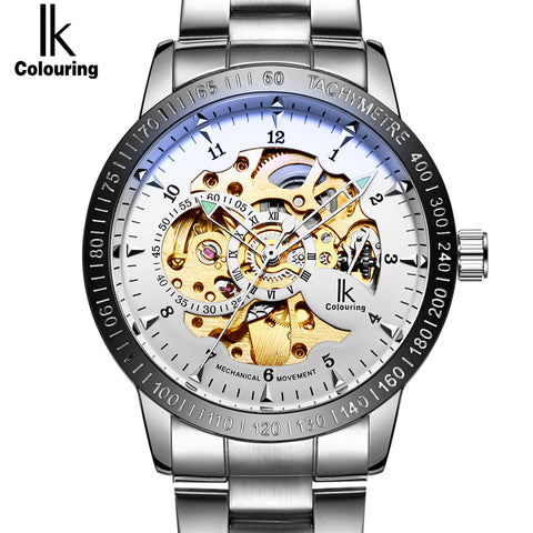 IK Luminous Automatic Mechanical Watches