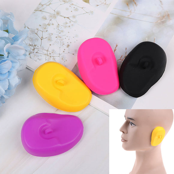 1 Pair Ear Protector Cover Diving Shower Soft Anti-Noise Snoring Sleeping Ear Plug