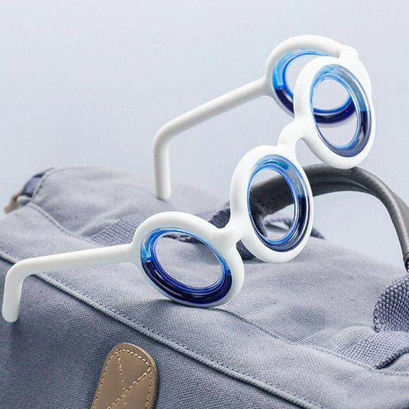 2019 Physical Anti-motion Sickness Glasses Portable Smart Seasick