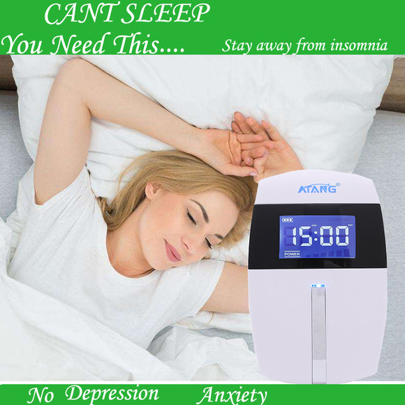 ATANG Anti Insomnia Device Treat Restlessness Antidepression Antianxiety Sleep Aid
