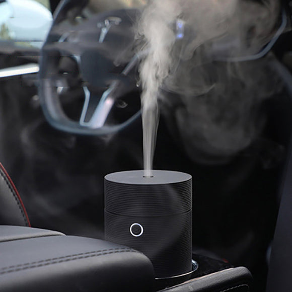Car Humidifier Air Purifier USB Car Steam Humidifier Aroma Diffuser Essential oil diffuser