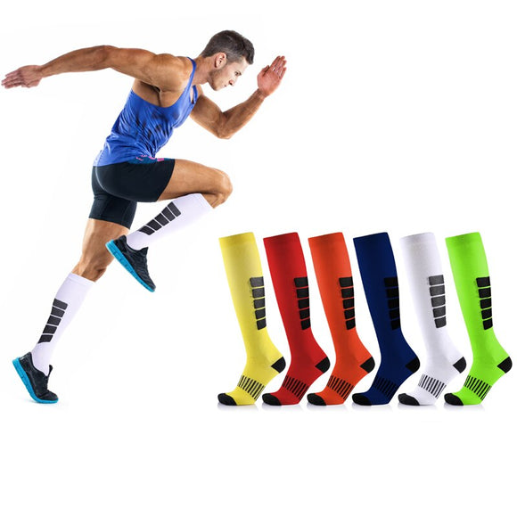 Compression Socks Men; Women Fit Running, Nurses ,Flight Travel; Maternity Pregnancy