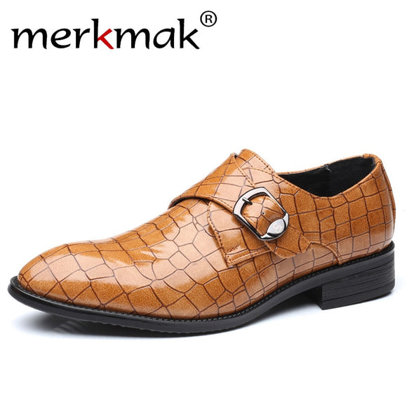 Handmade Men Formal Shoes Luxury Leather Oxford Shoe