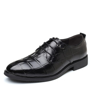 Men Dress Shoes Leather Loafers Slip On Men Dress Shoes Genuine Leather