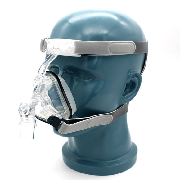 Nasal Mask for Sleep Snoring and Apnea CPAP Sleep Mask with Headgear S/M/L