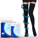 Varicose veins Stovepipe Stockings Compression 20-30 mmHg  Medical Stocking Therapeutic