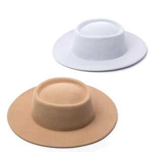 Australian Wool Wide Brim