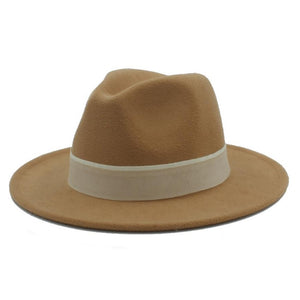 Fedora Hat with cloth band