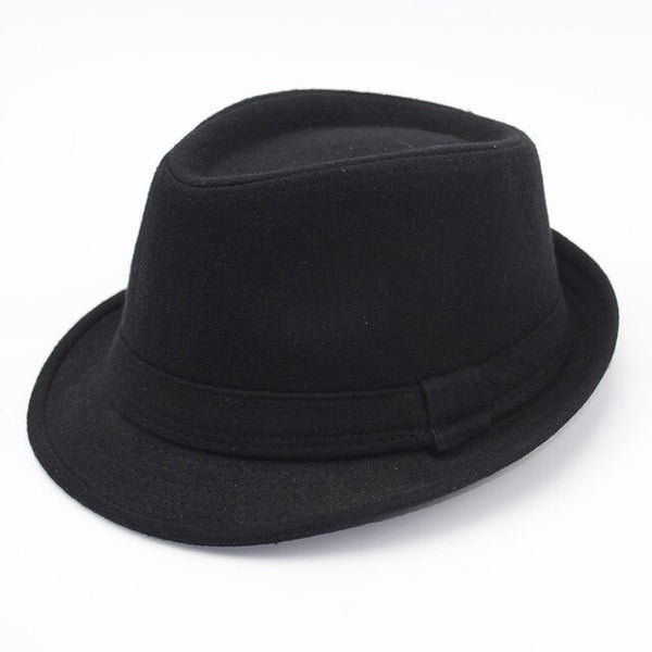 Flat top Jazz Fedora (6 colors)