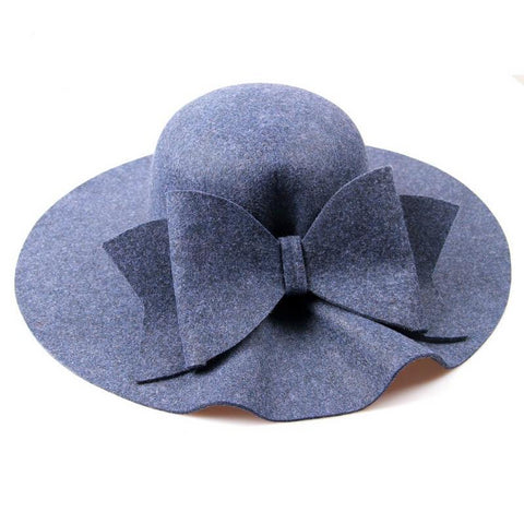 Bow Tie Sun Hat (5 colors)
