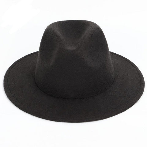 The Basic Wool Fedora