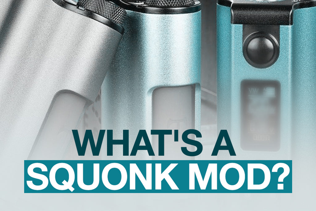 What is a Squonk Mod?