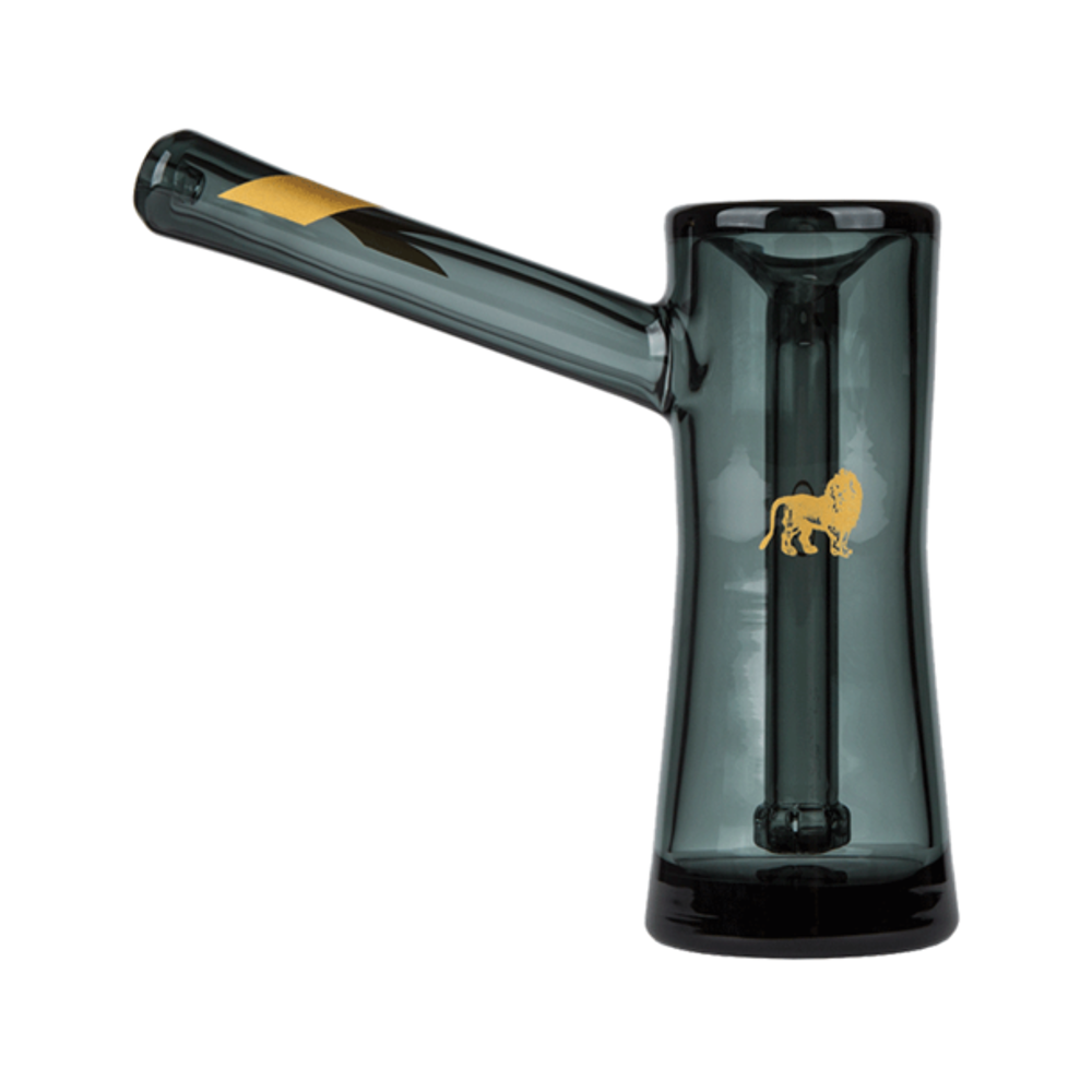 Marley Natural Smoked Glass Bubbler-Blazed Vapes