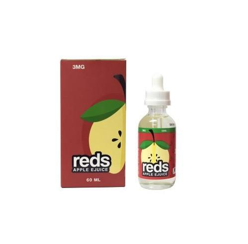 7 Daze - Reds Apple E-Juice (60ML)-Blazed Vapes
