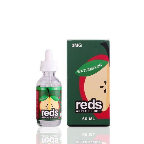 7 Daze Reds Apple EJuice - Watermelon 60ml-Blazed Vapes