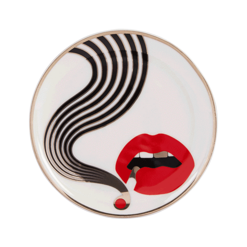 Higher Standards x Jonathan Adler Smolder Coasters-Blazed Vapes