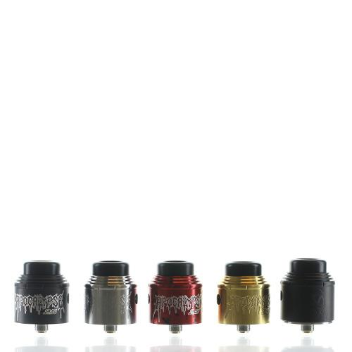 Armageddon MFG Apocalypse V2 25mm RDA-Blazed Vapes