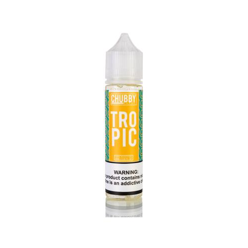Chubby Bubble Vapes Tropic 60ml Vape Juice-Blazed Vapes
